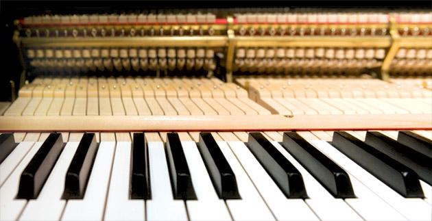 Comment choisir un piano - Comment demenager un piano droit ...